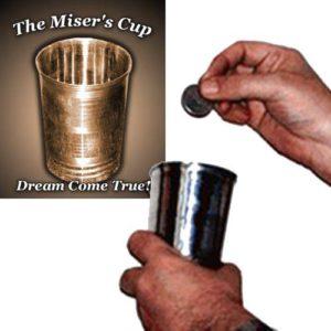 Miser's Dream Glass Stainless Steel