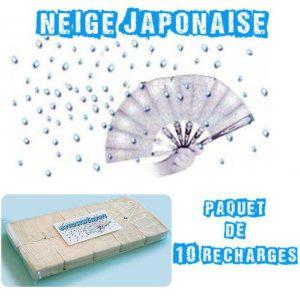 Neige Japonaise Classique