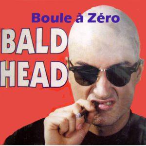 Perruque Boule à Zéro Skinhead