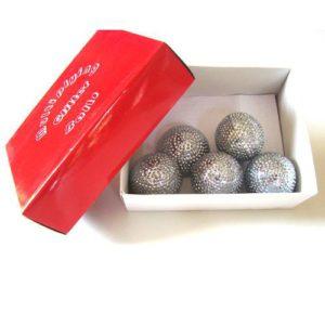 Professional Multiplying Glitter Balls – Les Boules Excelsior