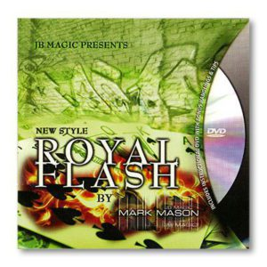 Quinte Flush Royale à volonté – Royal Flash
