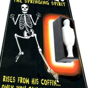 Squelette et Cercueil Magique