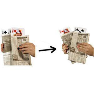 Téléportation de 2 Cartes Jumbo